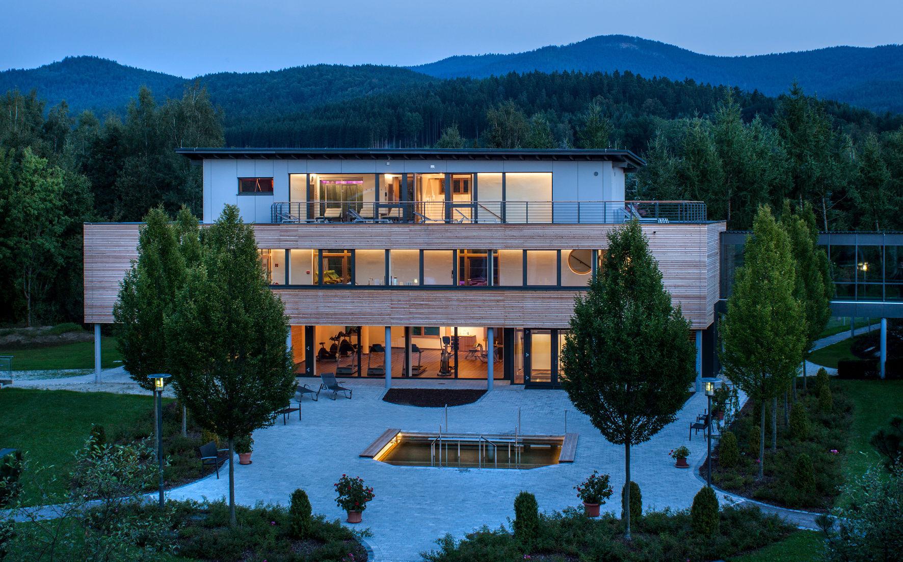 Offizielle Seite Hotel Herzog Heinrich In Arrach Wellnesshotels